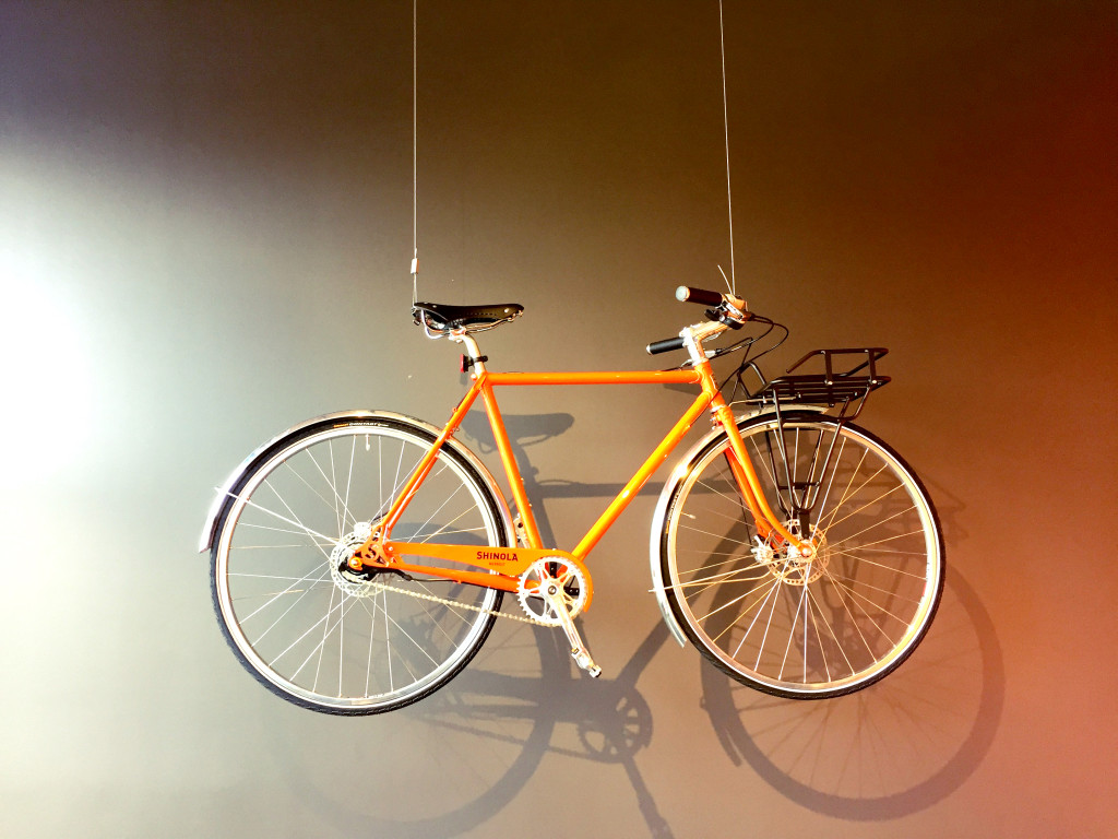 bike photo shinola