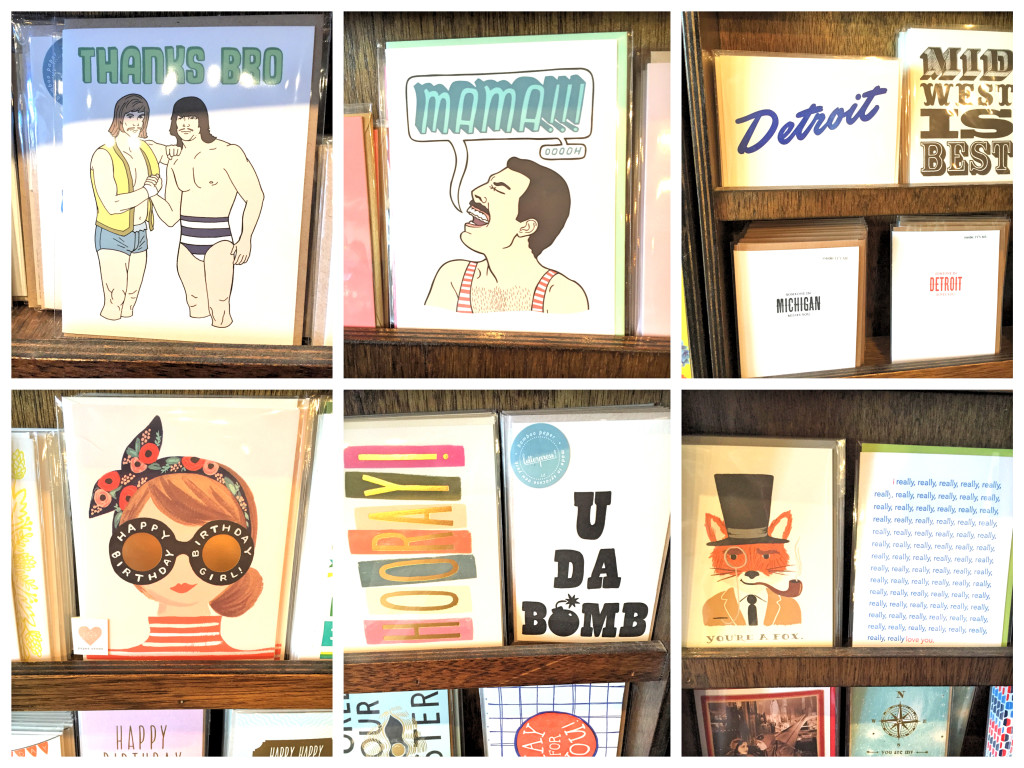 cool cards at city bird store midtown detroit