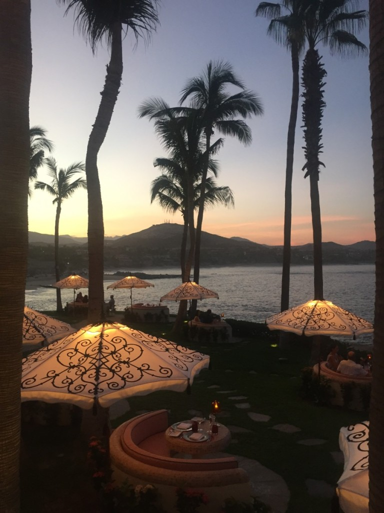 Dinner at One & Only Palmilla - Los Cabos
