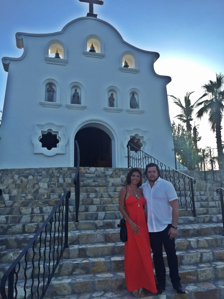 One & Only Palmilla chapel - Los Cabos